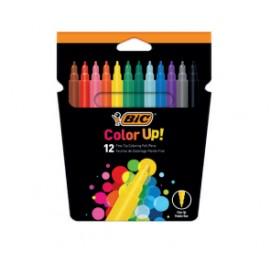 BIC 950542 rotulador Medio Multicolor