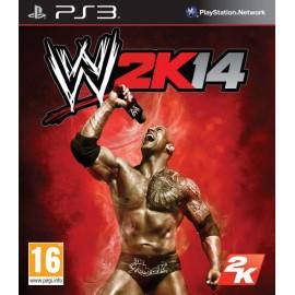 Sony WWE 2K14 Básico Español PlayStation 3 - 5026555413442