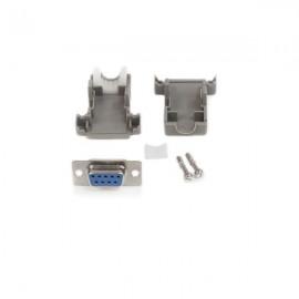 StarTech.com C9PSF conector DB9/F Gris