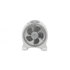Nevir NVR-BF30-O calefactor eléctrico Interior Gris Ventilador eléctrico