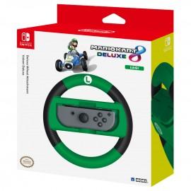Hori Mario Kart 8 Deluxe Racing Wheel Luigi, Nintendo Switch - 561748