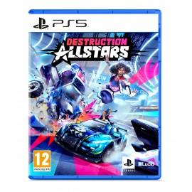 Sony Destruction AllStars Básico Plurilingüe PlayStation 5 - 9817024