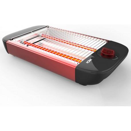Solac Stillo Red tostadora Rojo 600 W - tc5303