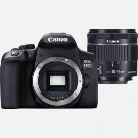 Canon EOS 850D Juego de cámara SLR 24,1 MP CMOS 6000 x 4000 Pixeles Negro - 3925c002