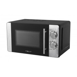 Nevir NVR-6235 MGS Encimera Microondas combinado 20 L 700 W Negro, Acero inoxidable