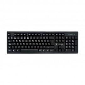 TALIUS KB501 teclado USB QWERTY Inglés, Español Negro