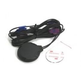 Lantronix 60168 antena de coche Negro