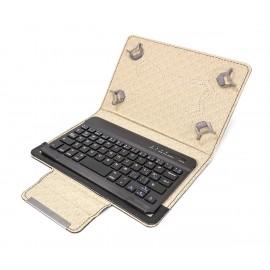 TALIUS funda con teclado para tablet 8'' CV-3008 bluetooth - TAL-CV3008