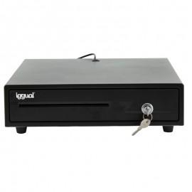 iggual IRON-10 Cajón de efectivo automático y manual - IGG316368