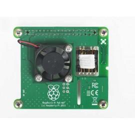 Raspberry Pi 269936 Conmutador PoE Negro, Verde - rpi3-modbp-poe