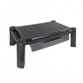 TooQ MMPSSD01 soporte para monitor Independiente Negro