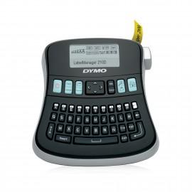DYMO LabelManager 210D Kit Case Ref impresora de etiquetas Transferencia térmica 180 x 180 DPI Inalámbrico - 2094492