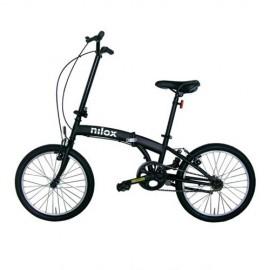 Nilox BICICLETA X0 - X0 MATT BLACK