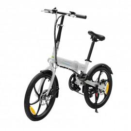 smartGyro Ebike Crosscity Negro, Blanco 50,8 cm (20'') Litio - sg27-167