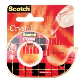 3M 6-1210D cinta adhesiva 10 m Transparente 1 pieza(s)