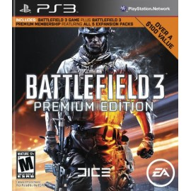 Electronic Arts Battlefield 3: Premium Edition, PS3 PlayStation 3 - 1000564