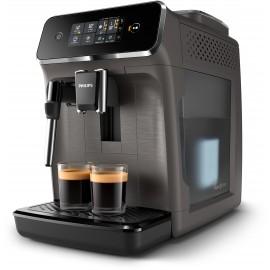 Philips Series 2200 Cafeteras espresso completamente automáticas con 2 bebidas - EP2224/10