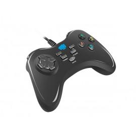 FURY NFU-1027 mando y volante Negro USB 2.0 Gamepad