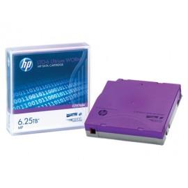 Hewlett Packard Enterprise C7976W cinta en blanco LTO 1,27 cm