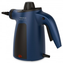 Taurus Clean Pro Limpiador a vapor de cilindro 0,35 L 1050 W Negro, Azul - 954512000