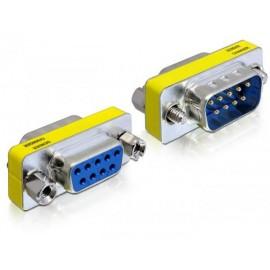 Adaptador Sub-D9 pin Macho hembra - 65249