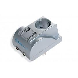 Gembird MSIS-TV 1AC outlet(s) Plata limitador de tensión