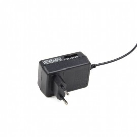 EnerGenie EG-MC-008 Interior 12W Negro adaptador e inversor de corriente
