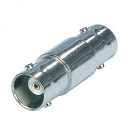 Valueline BNC-007 adaptador de cable Metálico