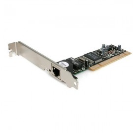 Adaptador Tarjeta de Red NIC PCI de 1 Puerto Fast Ethernet 10 100Mbps RJ45 ST100S