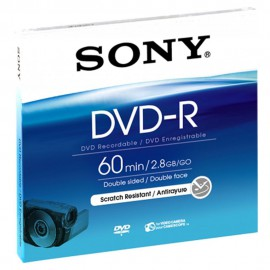 Sony Disco DVD-R