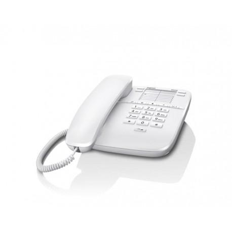 GIGASET TELEFONO FIJO GIGASET DA310 BLANCO S30054-S6528-R102