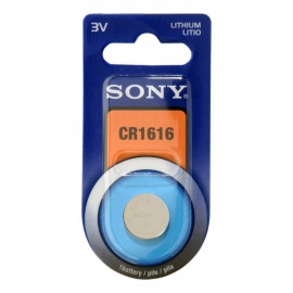 Sony CR1616 Lithium Coin CR1616B1A