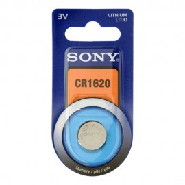 Sony CR1620 Lithium Coin CR1620B1A
