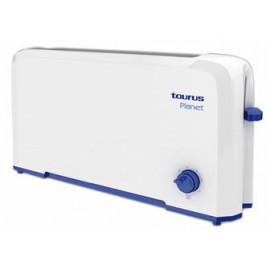 TOSTADORA TAURUS PLANET 1 RANURA EXTRALARGA 800W 960.621