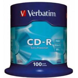 Verbatim CD-R Extra Protection 43411