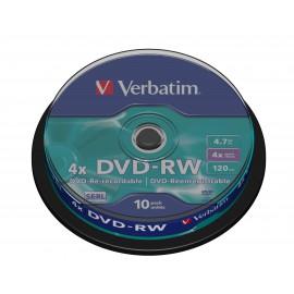 Verbatim DVDVER00072B 43552