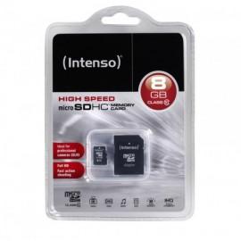Intenso 8GB MicroSDHC 3413460