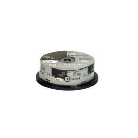 Intenso CD-R 80min/700Mb 52x (25) printable 1801124